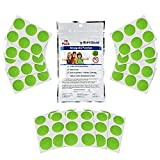 RiptGear Mosquito Patch Stickers for Kids (78 Pack) - DEET Free Natural Plant Based Ingredients - Insect Patches with Citronella Oil - for Travel Patio and Children