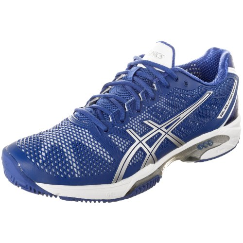 ASICS Zapatos Gel Solution Speed 2 Clay, Azul