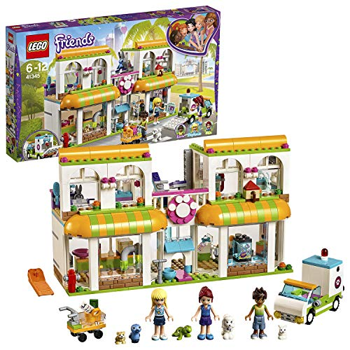 LEGO  Friends Heartlake City Haustierzentrum (41345) Kinderspielzeug