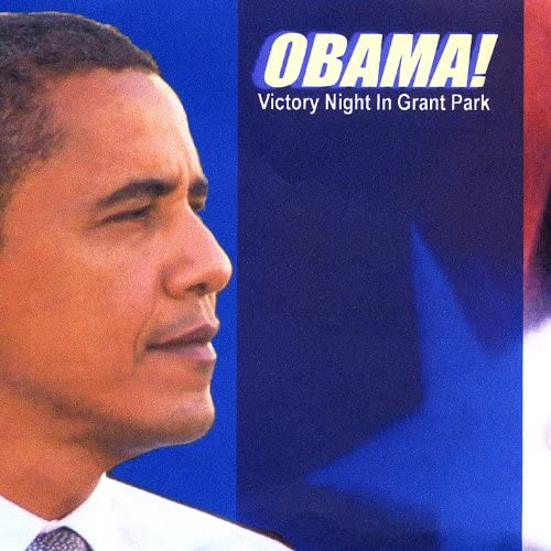 Obama Victory Night in Grant Park product image