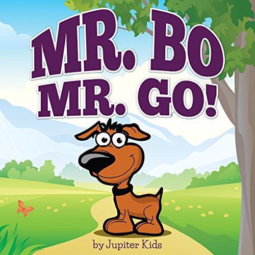 Mr. Bo, Mr. Go! audiobook cover art