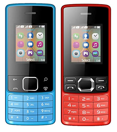 IKALL 18 inch Dual Sim Feature Phone Combo of 2 K20 and K25