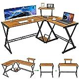 """GreenForest L Shaped Desk 58""""..."""
