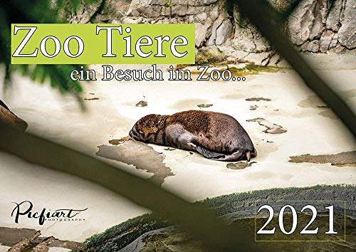 Wandkalender Tiere 2021, Fotokalender - Fotokalender - Autokalender