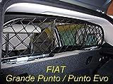 ERGOTECH Rejilla Separador protección RDA65-XXS, para Perros y Maletas. Segura, Confortable para tu Perro, Garantizada!