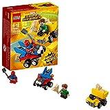 LEGO Marvel Super Heroes Mighty Micros: Spider-Man vs. Sandman 76089 Cooles Superheldenspielzeug...