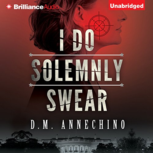 I Do Solemnly Swear audiobook cover art