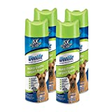 Woolite 08209 Heavy Traffic Carpet Foam Cleaner Stain Remover, 4 pack