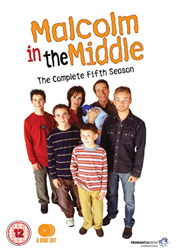 Malcolm in the Middle: The Complete Fifth Season [DVD] [UK Import]