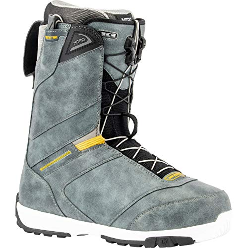 Nitro Snowboards Anthem TLS '20 All Mountain Freeride Freestyle snelsluitsysteem boot snowboardboot