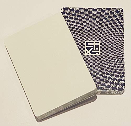 Blanko-Spielkarten (100Stück)