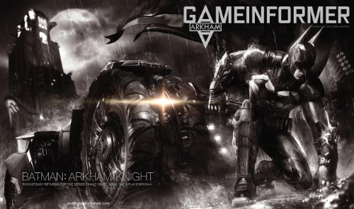 Game Informer 252 - The World s #1 Video Game Magazine - April 2014 - Batman: Arkham Knight - Rocksteady Returns for the Series Finale on PC, XBOX ONE, and Playstation 4