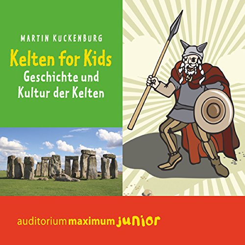 Kelten für Kids     Geschichte und Kultur der Kelten              By:                                                                                                                                 Martin Kuckenburg                               Narrated by:                                                                                                                                 Thomas Piper                      Length: 1 hr and 18 mins     Not rated yet     Overall 0.0
