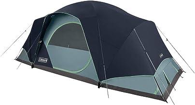خيمة تخييم كولمان | خيمة سكاي دوم 8 أشخاص، مقاس XL، أزرق ليلي