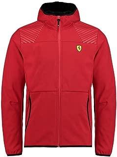 Scuderia Ferrari Men's Softshell Jacket Red