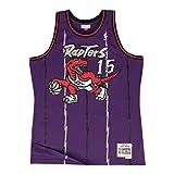 Outerstuff Vince Carter Toronto Raptors NBA Mitchell & Ness Youth Throwback Swingman Jersey