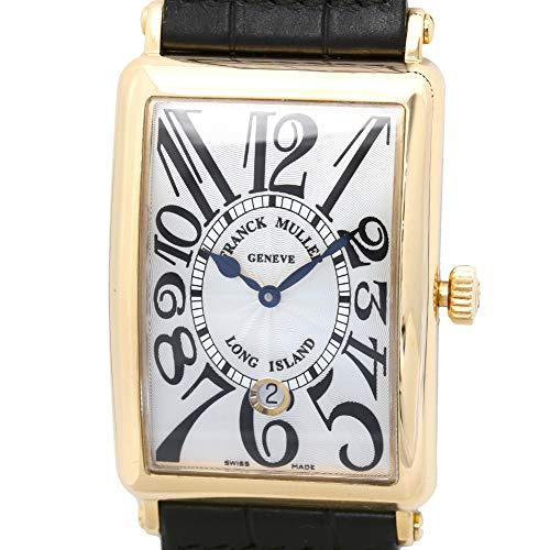 [フランクミュラー]FRANCK MULLER 腕時計 ロングアイランド [純正新品革ベルト]自動巻き 1150SCDT メンズ 中古
