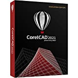 CorelCAD 2021 Education Edition | CAD Software | 2D Drafting, 3D Design & 3D Printing [PC/Mac Disc]