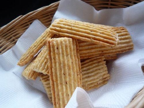MimiEden きのこマイスターオススメ えのき氷&乾燥えのき入り 信州中野産えのき茸のサレクッキー3枚×8袋入り1箱