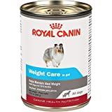 Royal Canin Canine Health Nutrition Weight Care In Gel Canned Dog Food, 13.5 oz Can (Case of 12)...
