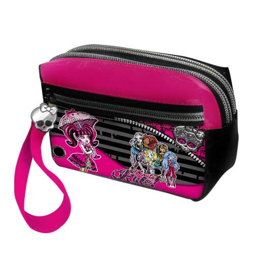Monster High Trousse à Maquillage Box Monster High Ghouls Rule
