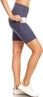 Leggings Depot Women's Premium High Waisted Leggings