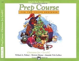Alfred's Basic Piano Prep Course: Christmas Joy! Lev
