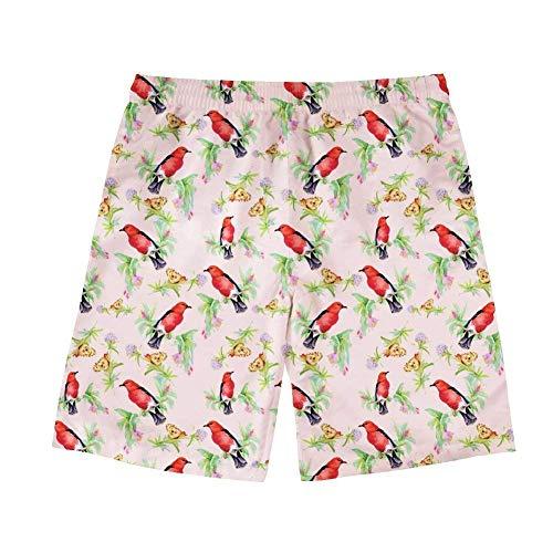 lkjhg478 Shorts de Playa Thrasher compactos de Secado rápido para Hombres Shorts de Playa Shorts de Surf
