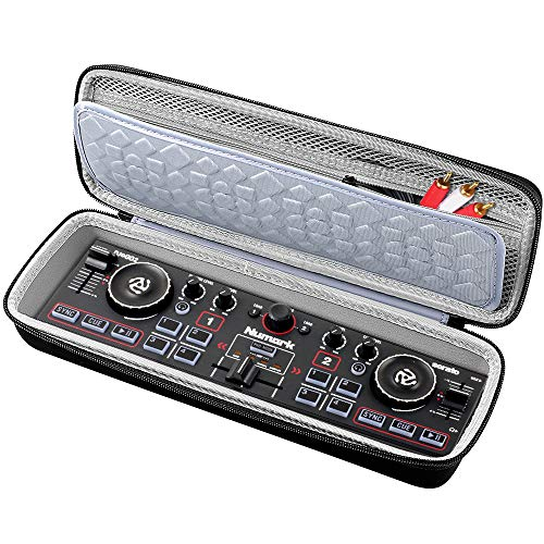 Buy Discount COMECASE Hard Travel Case for Numark DJ2GO2 | Pocket DJ Controller - Protective Carryin...