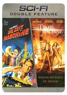 Die Zeitmaschine & The Time Machine (im Steelcase) [2 DVDs]
