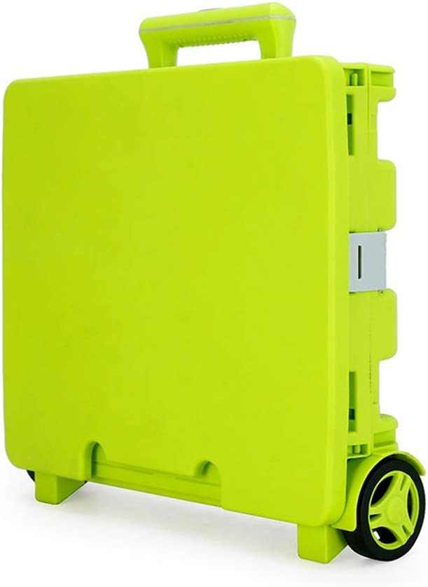 Multifunctional At the price of surprise Trolley Now on sale Case Storage Carrier Cart Wheel Luggage