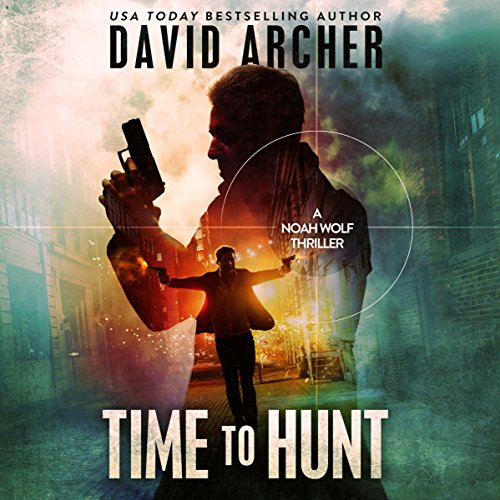 Time to Hunt cover art