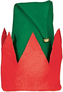 amscan 10022542 Paper Cone Hats Glittery Gold-8 Pcs