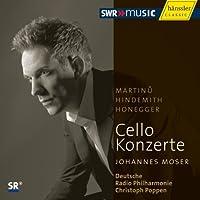Cello Concertos - Johannes Moser by Johannes Moser (2011-05-31)