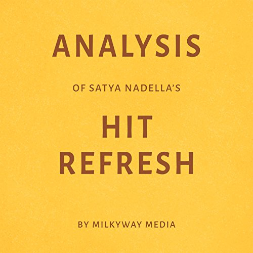 Analysis of Satya Nadella's Hit Refresh Titelbild
