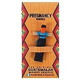 The Original Guatemalan Worry People - Poupée tracas (Taille Unique, Grossesse)