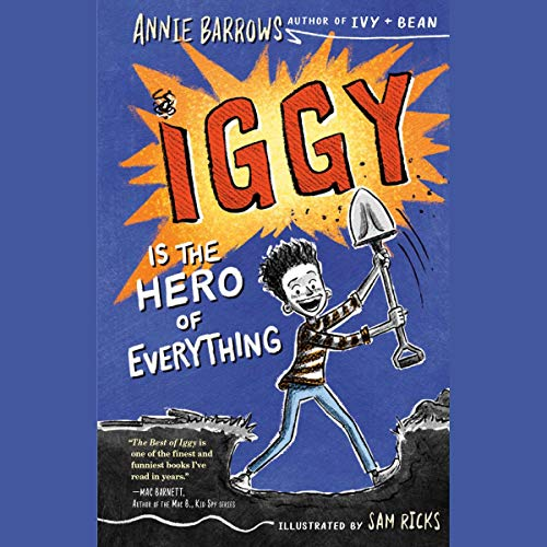 Iggy Is the Hero of Everything cover art