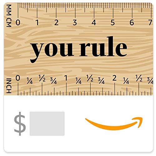 Amazon eGift Card - You Rule
