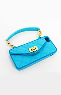 Teal pursecase for iPhone 5/5S/5C