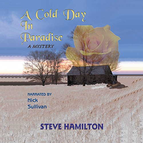 A Cold Day in Paradise audiobook cover art