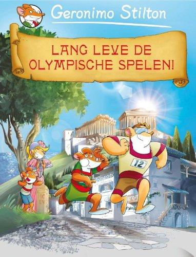Lang leve de Olympische Spelen! (Een reis door de tijd (8))