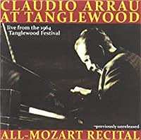 Claudio Arrau at Tanglewood 1964 (2CD)