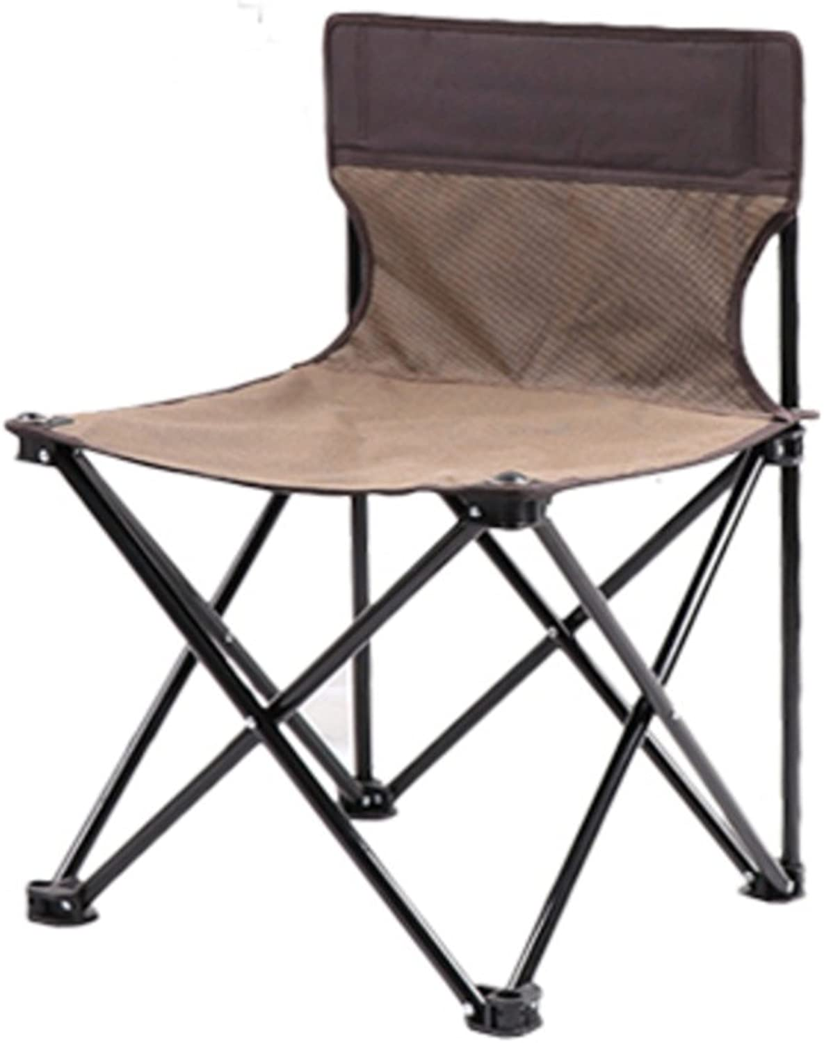 HM&DX Portable Folding Chairs Outdoor Camping Chairs Beach Chair Stool with Carrying Bag for Camping Hiking Beach Fishing Garden