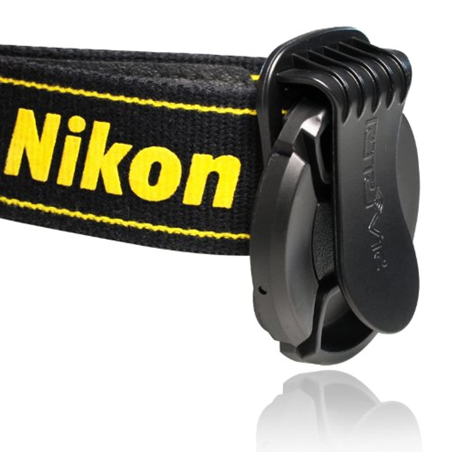 CamDesign Universal Black Lens Cap Anti-losing Holder Clip Buckle