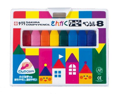 Sakura Color participation Kupi pencil 8 (japan import)