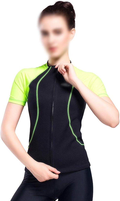 MALLTY Siamesischer schlanker Wetsuit-Surfanzug für Frauen im Freien