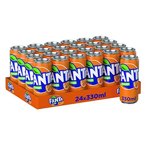 Fanta Orange 33cl (pack de 24)