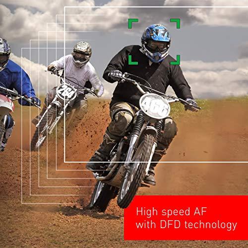 51lQp1bShsL - PANASONIC Lumix G7 4K Digital Mirrorless Camera Bundle with Lumix G Vario 14-42mm and 45-150mm Lenses, 16MP, 3-Inch Touch LCD, DMC-G7WK (USA Black)