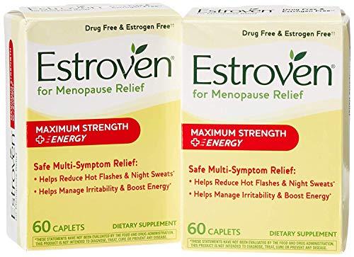 Estroven Maximum Strength One Per Day, 120 Caplets