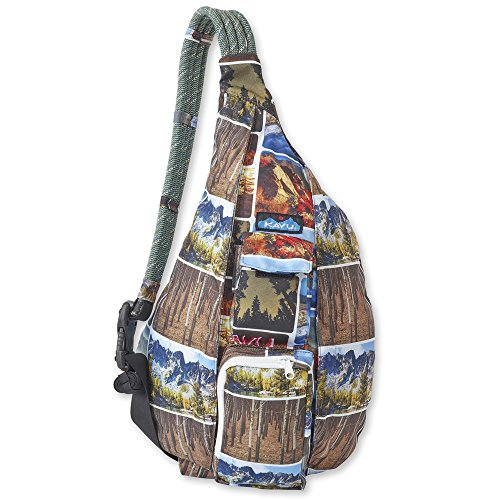 KAVU Women's Rope Sling Backpack, Outdoors, One Size